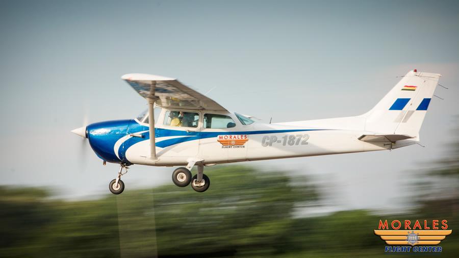 Equipo Aeronave CESSNA 172